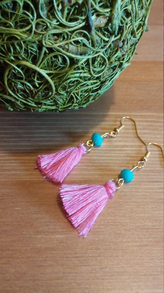 handmade earrings by toocharmy on Etsy