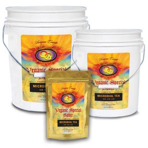 OG Tea - Veganic Special Sauce