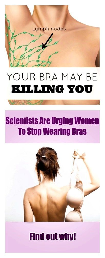 A New Message From Scientists For All Women In The World – STOP Wearing Bra!