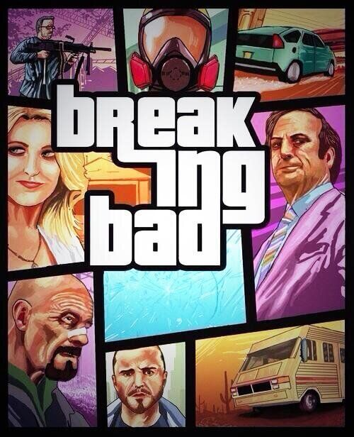 Breaking bad - GTA