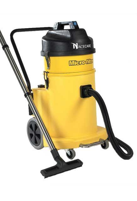 Dry vacuum NVQ 900H: Dry NVQ 900H vacuum with kit