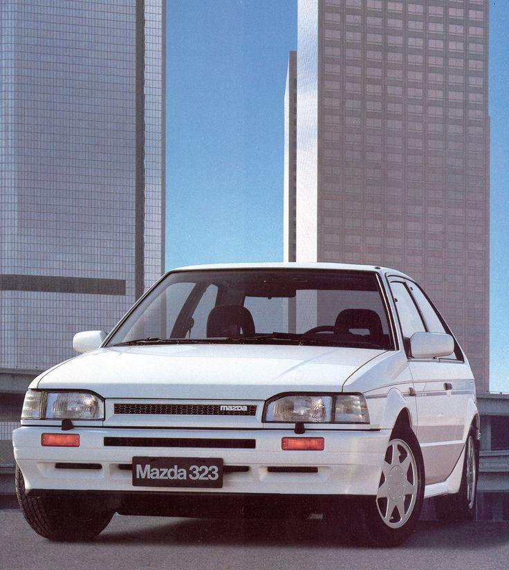 Mazda 323 4WD Turbo, 1987