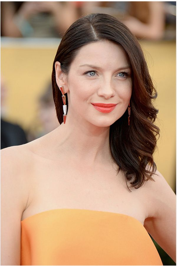 Pics & Screepcaps of Caitriona Balfe at the SAG Awards | Outlander Online