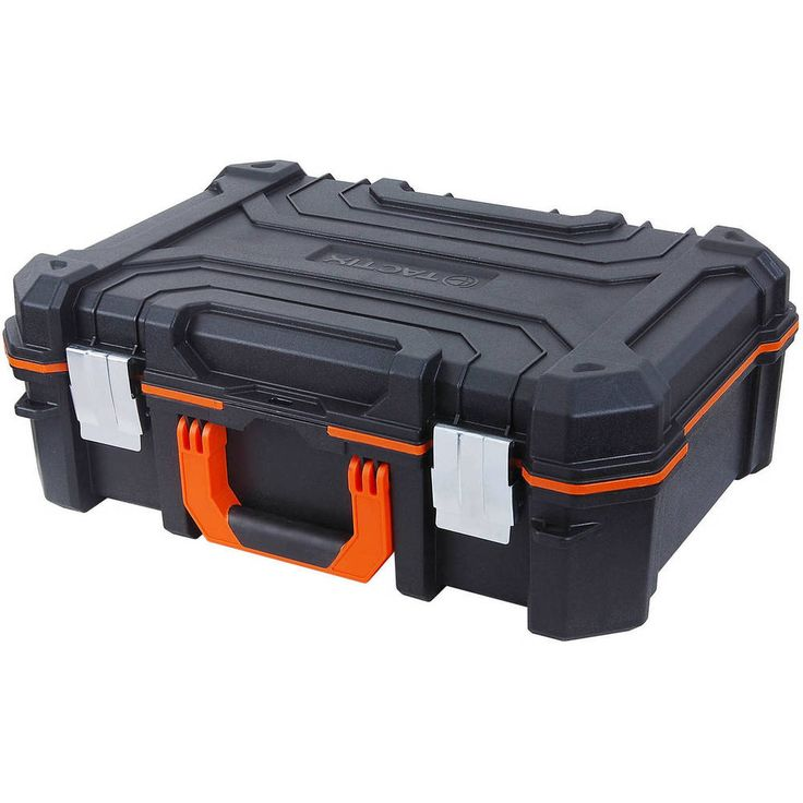 Garage Technician Tool Case Storage Mechanic Electricians Toolbox Organizer Hard #Generic
