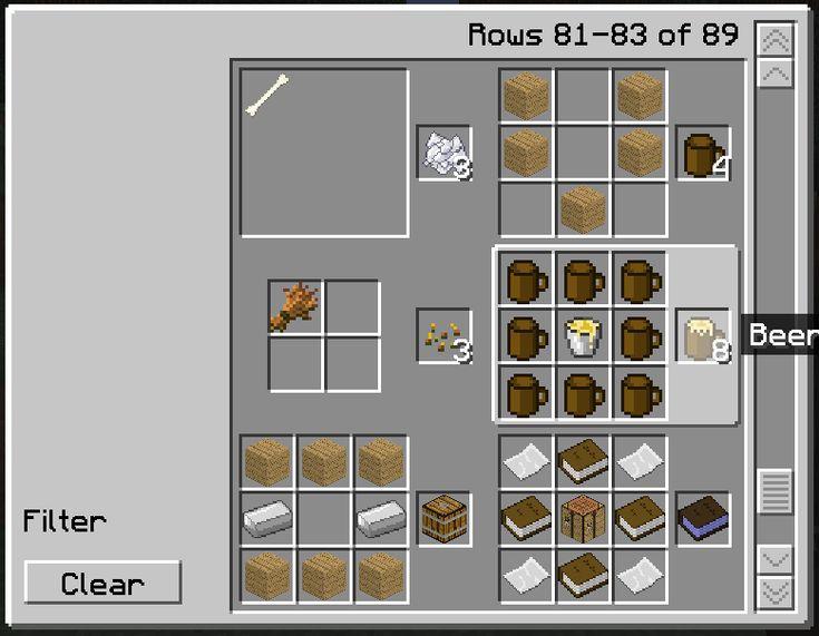 how to make items in minecraft | CraftGuide 1.6.2 Mod Minecraft 1.6.2/1.5.2 | Download Minecraft