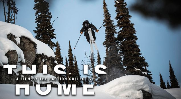 Evening Movie: Candide Thovex (And Many More) in Ski Feature Film