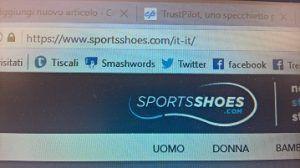 State alla larga da SportsShoes.com | Cesario Picca