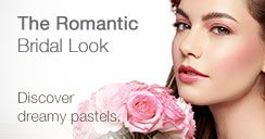 The Romantic Bridal Look. Discover dreamy pastels.