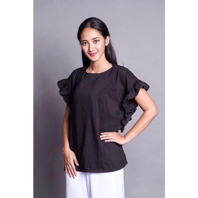 Saya menjual Baju Menyusui Sophia Black Top seharga Rp225.000. Dapatkan produk ini hanya di Shopee! http://shopee.co.id/amandacallista/12026354 #ShopeeID