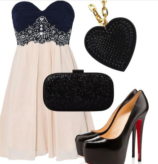 style pour soir e classe cette tenue et l gante et. Black Bedroom Furniture Sets. Home Design Ideas
