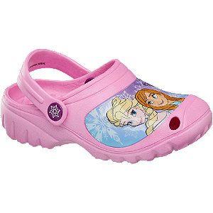 Schuhe günstig kaufen | Disney Frozen Clogs pink für Kinder |