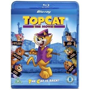 Top Cat: The Movie (Blu-ray + Blu-ray 3D + DVD)
