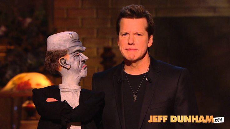Jeff Dunham -- Walter is Crankenstein! -- Minding the Monsters