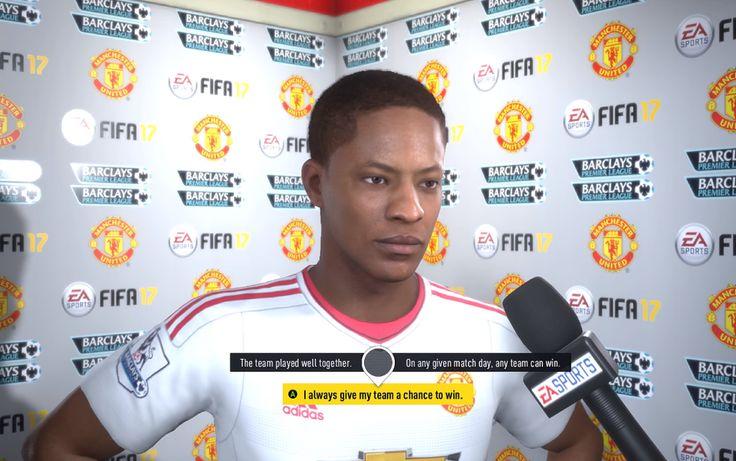FIFA 17 - The journey (스토리 모드) 제작 과정 | 콘솔정보게시판 | 루리웹