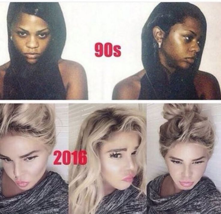 Fans stunned by Lil' Kim's new look~ Your F*kn White You have no MELANIN...
