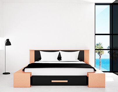 """Check out new work on my @Behance portfolio: """"Bed design"""" http://be.net/gallery/43543977/Bed-design"""