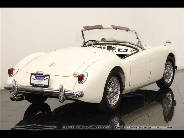 1958 MG MGA Roadster via carsforsale.com via St. Louis Car Museum  J
