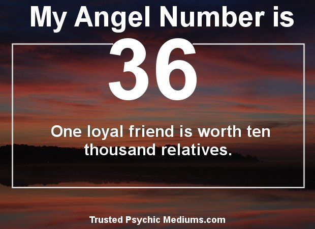 Angel number 36 is a true gift from your angels. Find out what it means if you keep seeing this special number all around you, in this exclusive report.