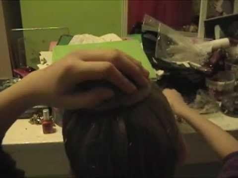 Jane's Ballet Bun - Fine, Wispy Hair