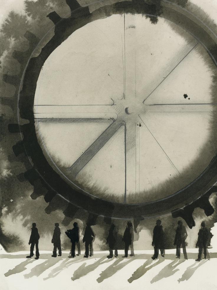 """""""Le versioni distanti"""" (book) Illustrazione Velasco Vitali"""