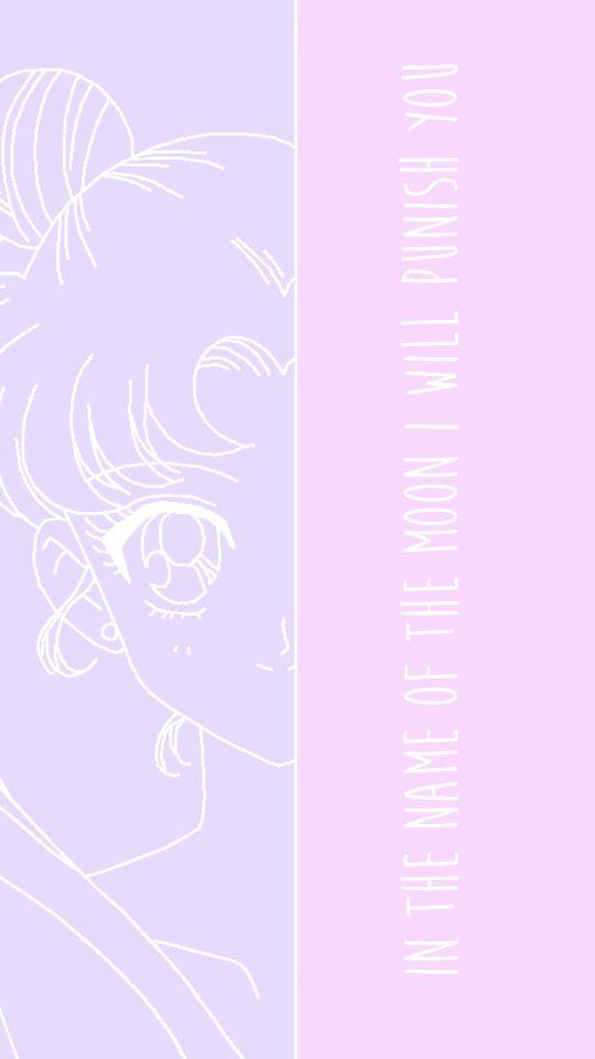 Sailor Moon iPod/iPhone Wallpaper