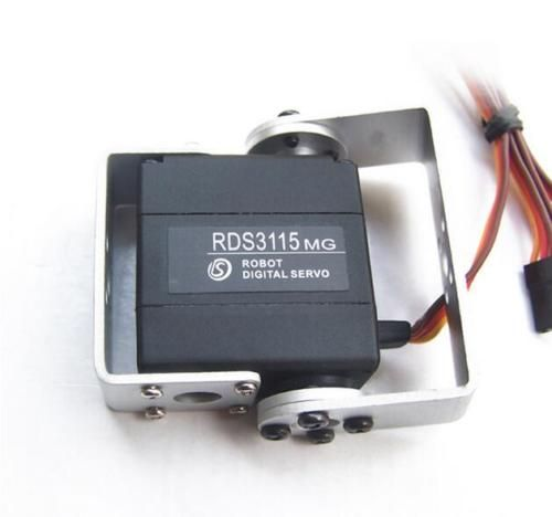 >> Click to Buy << RDS3115 Metal gear digital servo Robot servo arduino servo for Robotic DIY 15kg #Affiliate