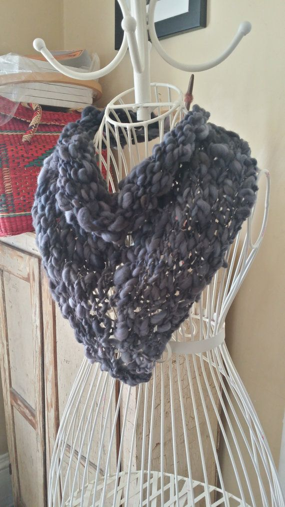 Thick And Thin Yarn Knitting Patterns : 17 Best images about knitting handspun on Pinterest Yarns, Ravelry and Knits