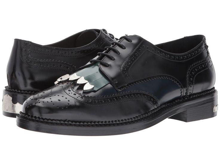 TOGA VIRILIS Polido Mix Leather Brogue. #togavirilis #shoes #