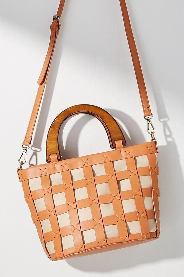 5db4722ef9 woven mini tote bag