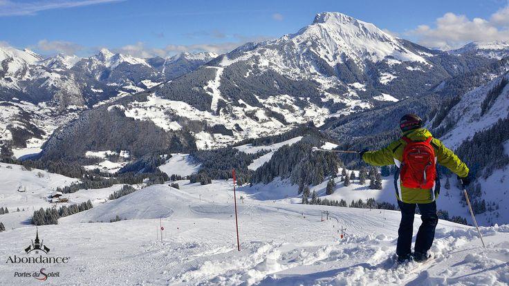 Domaine skiable de l'Essert - station de ski famille dans les Alpes en Haute Savoie