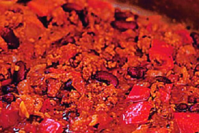 chilli con carne