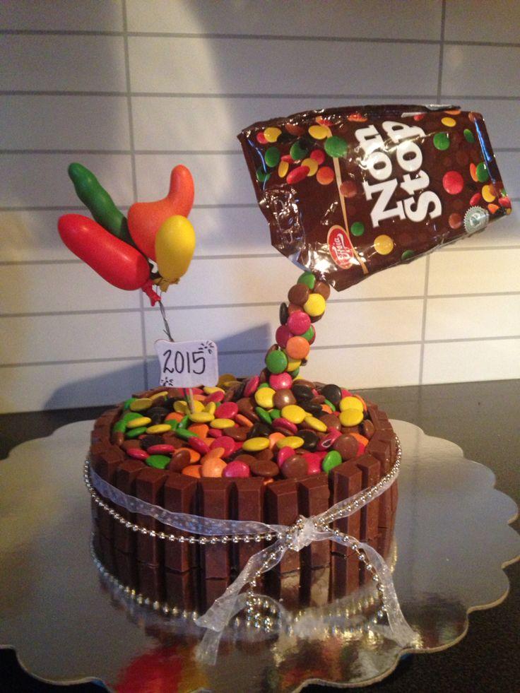 Non-stop cake