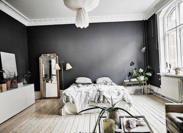 Bedroom With Gray Walls best 25+ dark grey bedrooms ideas on pinterest | charcoal paint