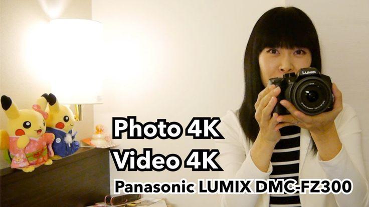[Unboxing #11] Appareil Photo 4K Vidéo 4K Panasonic LUMIX DMC-FZ300 24X F2.8 Bridge numérique - from #rosalys at www.rosalys.net - work licensed under Creative Commons Attribution-Noncommercial