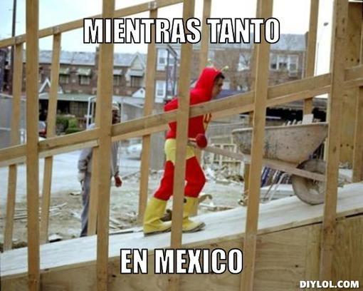 Heroes mexicanos víctimas del desempleo