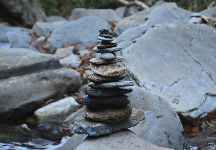Cairn - symbol of peace for many hikers
