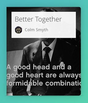 A collection of articles and videos on how we can be better people, individually, in groups and in organisations. #BetterTogether #BeingBetter