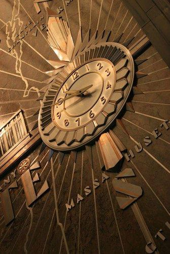 Art Deco Clock by Jason Daniel Brown, via Flickr