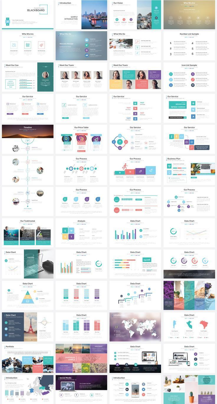 7 best free powerpoint templates on behance images on pinterest stock powerpoint templates free download every weeks blackboard presentation template toneelgroepblik Images
