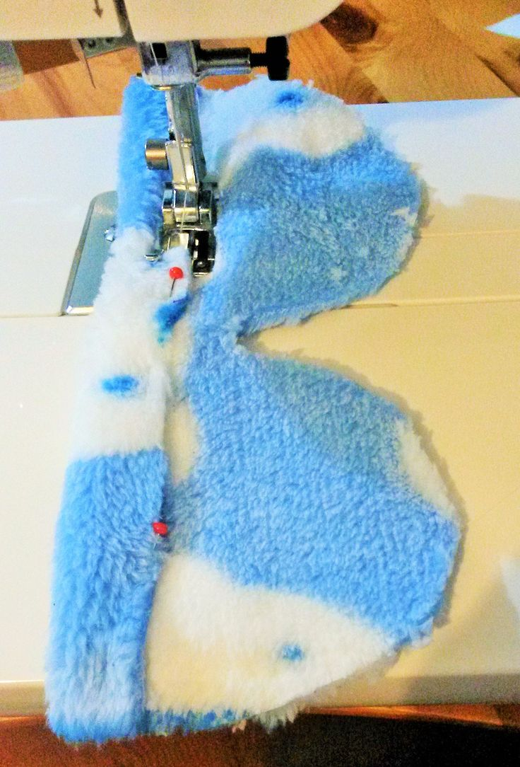 How to make easy baby mittens sewing bee fabrics making elastic pocket