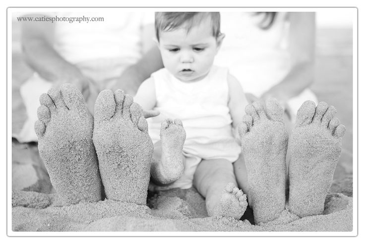 baby beach photography - Google Search
