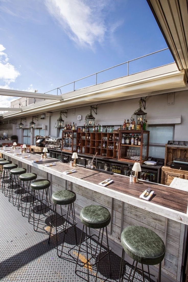 London Pop-ups: 'On the Roof with Q' Restaurant at Selfridges - Daily