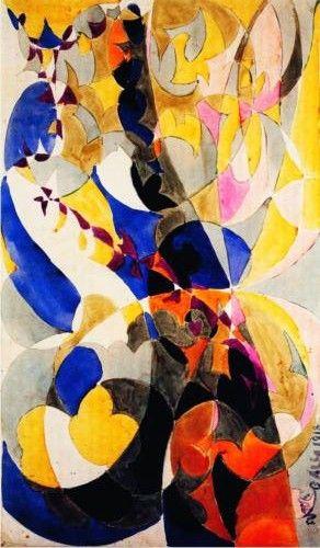 Giacomo Balla (Italian:1871 – 1958) | Future (study) rotate