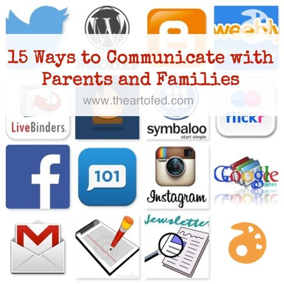 Take time this summer to evaluate what it is you want your families, students and followers to know and personalize your communication style to match those needs.