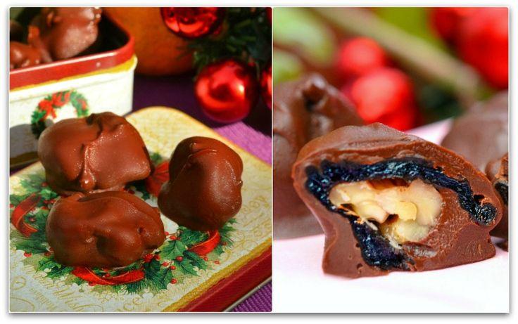 Чернослив в шоколаде   Утонченный вкус и нежность этих конфет редко кого оставит равнодушным. Это лучшее, что можно подарить себе и любимым.