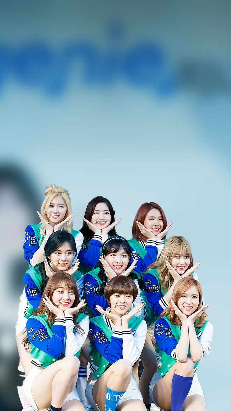TWICE Cheer Up KPOP Girls [Group Pictures] Pinterest