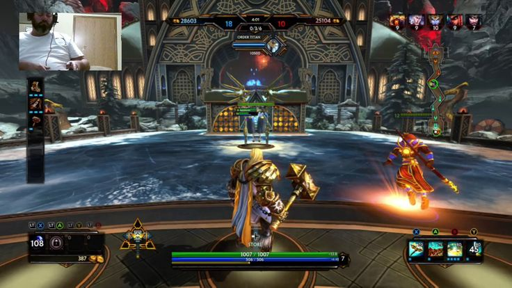 Smite Gameplay Xbox One Gaming Video Pretty Awesome Action