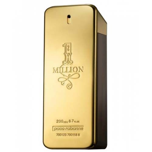 Paco Rabanne One Million Masculino 200ml Edt - https://www.dgstores.com.br/perfume-paco-rabanne-one-million-masculino-men-importado-200ml-edt