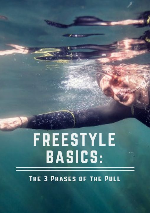In triathlon, speed is the name of the game. Unlike cycling and running, swimming is a bit counter-intuitive in the sense that applying more power doesn't necessarily guarantee you speed in the water. Herein lies the most uniquely difficult piece of the freestyle formula - the pull. Freestyle Basics: The 3 Phases of the Pull http://www.active.com/triathlon/articles/freestyle-basics-the-3-phases-of-the-pull?cmp=17N-PB33-S33-T1-D7--1090