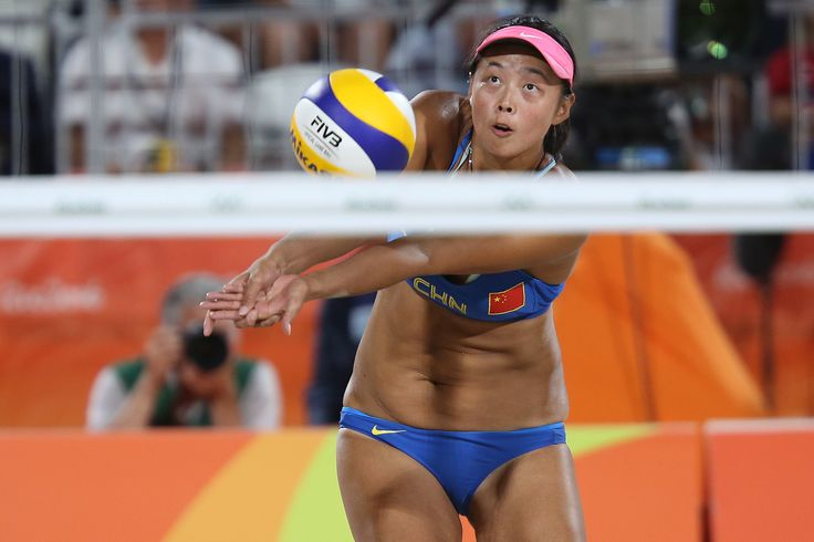 """Women's opening Olympic Beach Volleyball schedule """"almost business as usual""""  (2568×1712)"""
